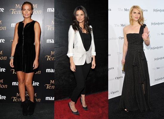 Roundup of Celebrity Fashion Photos Lara Bingle Olivia Palermo Katie Holmes