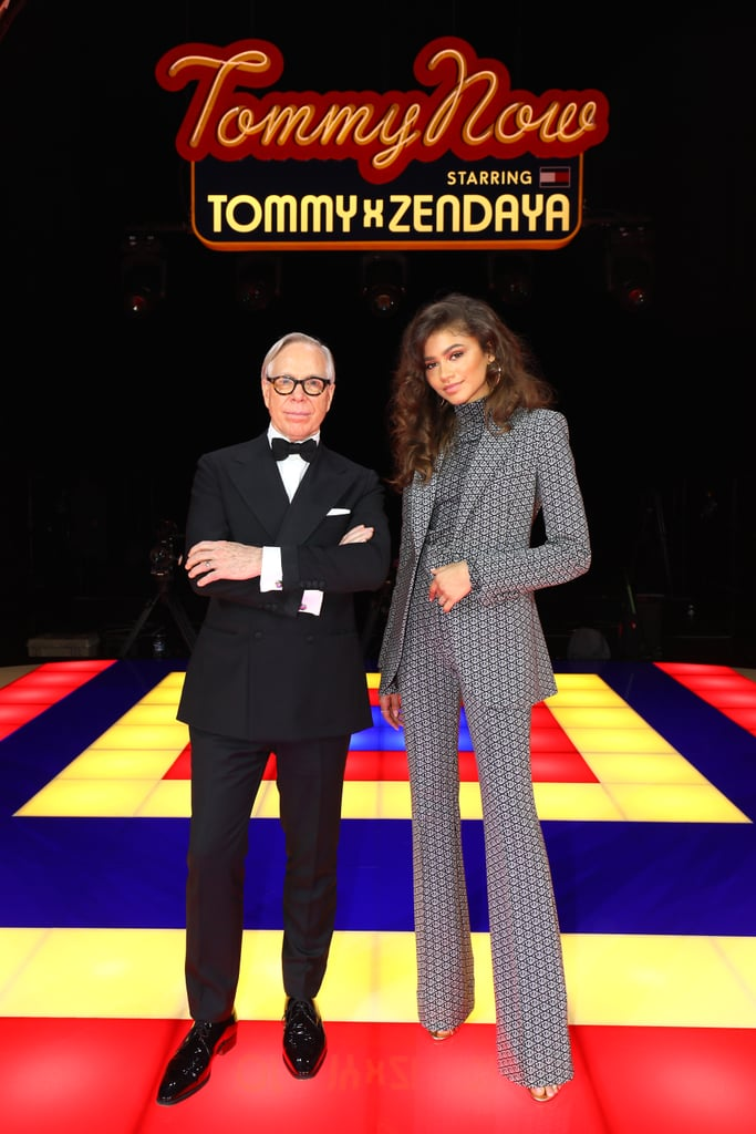 Her Paris Fashion Week show with Tommy Hilfiger made waves.