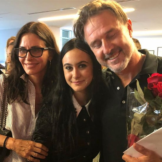 Courteney Cox and David Arquette With Daughter Coco 2018