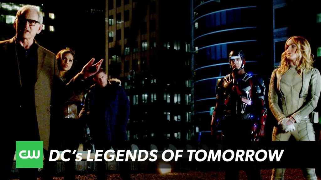 Watch the trailer for DC's Legends of Tomorrow