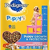 Pedigree Puppy Growth and Protection Chicken & Vegetable Flavor Dry Dog Food