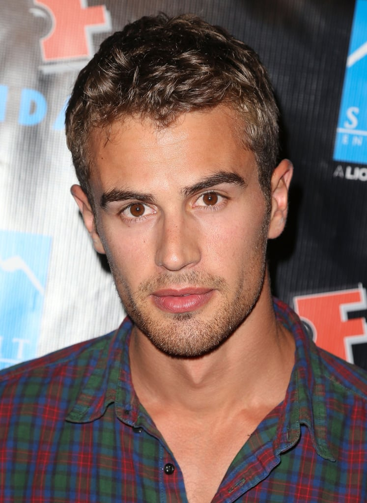 19 Theo James Moments That Simply Couldn't Be Sexier