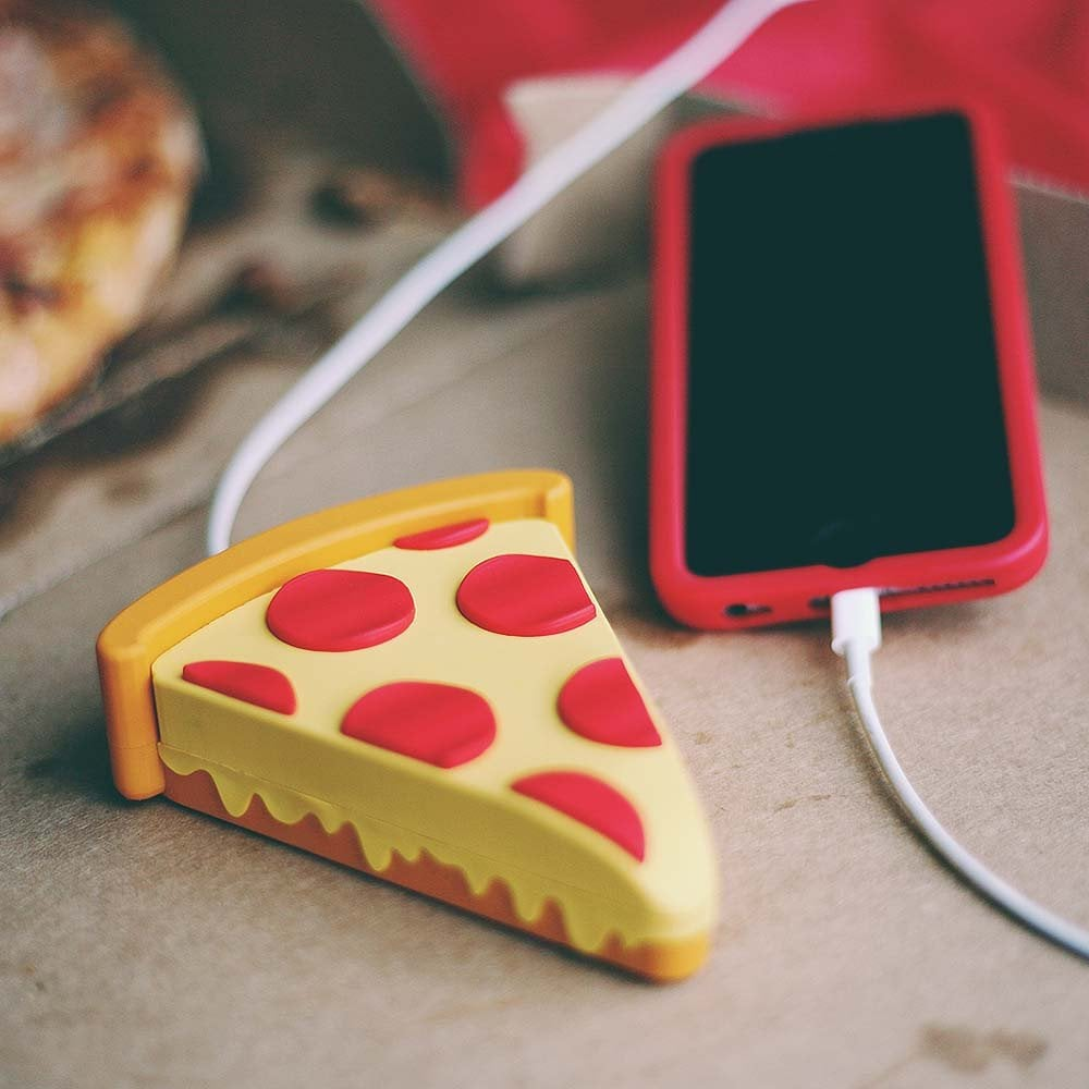 WattzUp Power Pizza iPhone Charger