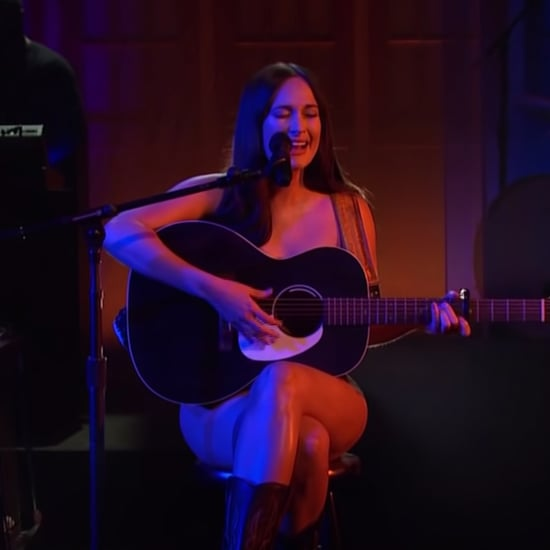 Kacey Musgraves's Cowboy Boots on Saturday Night Live