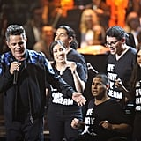 Alejandro Sanz Dedicated His Performance to DREAMers