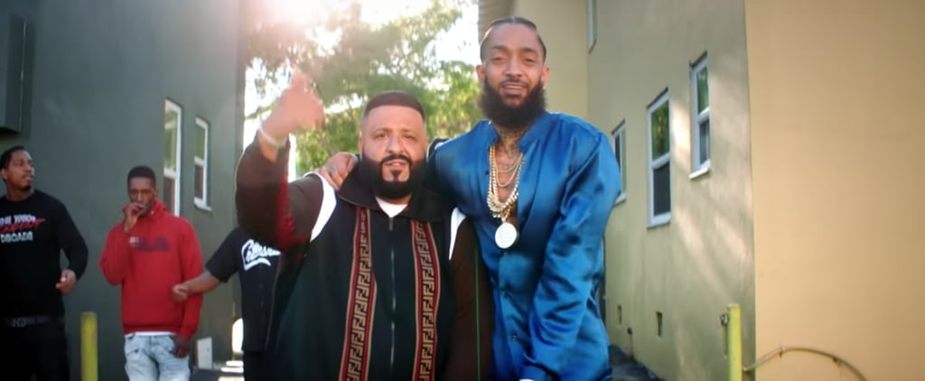 "DJ Khaled and Nipsey Hussle ""Higher"" Music Video"