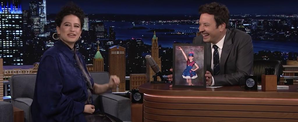 Ilana Glazer Talks About Pregnancy With Jimmy Fallon   Video