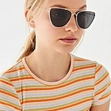 Adelia Aviator Sunglasses