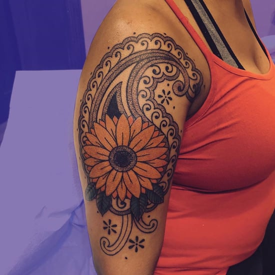 What to Know About Tattooing Dark Skin, According to a Pro