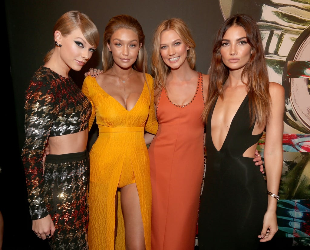 See 360 Degrees of Hollywood Beauty Hotness at the MTV VMAs