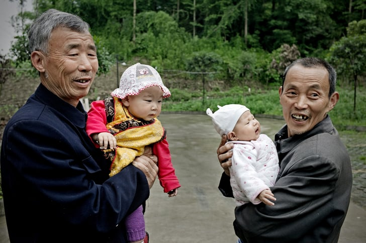 Grandparents Raising Their Grandchildren in China ...