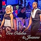 The Latin Dances: Ore Oduba and Joanne Clifton's Jive