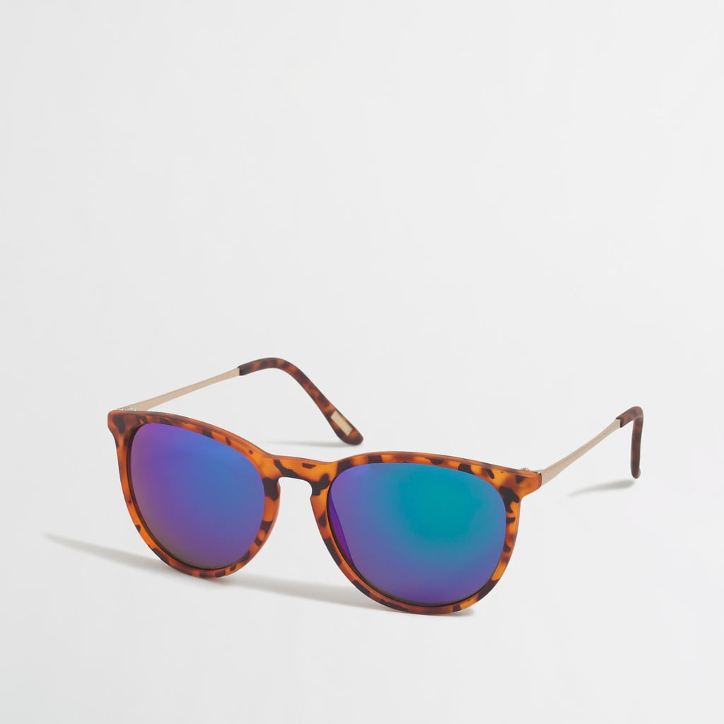J.Crew Factory Tortoise Sunglasses