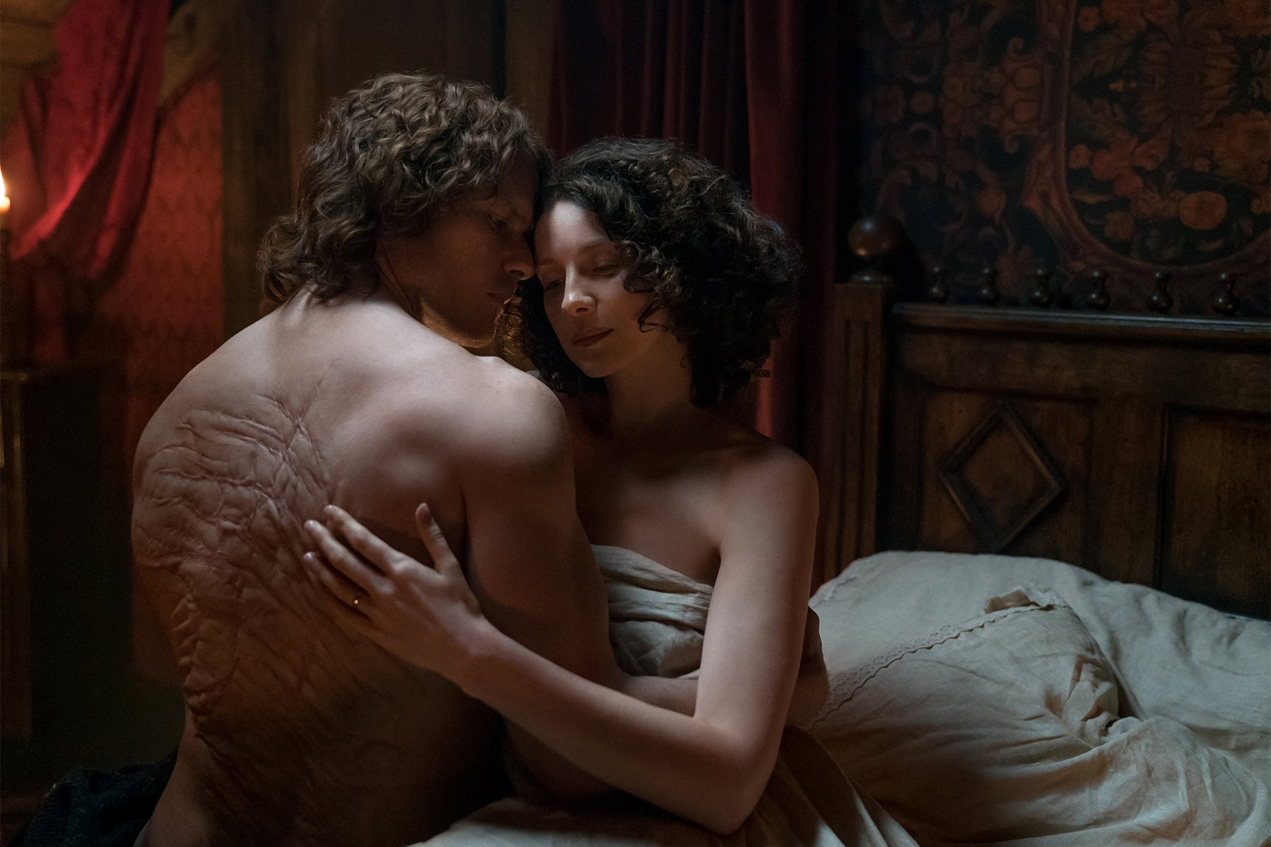 Read outlander sex scenes online