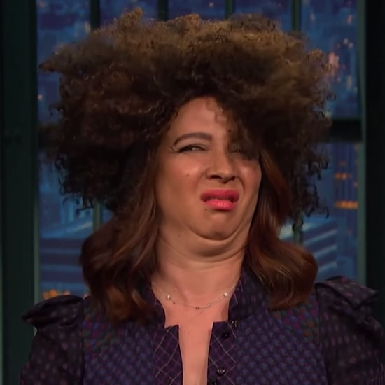 Maya Rudolph's Rachel Dolezal Impression