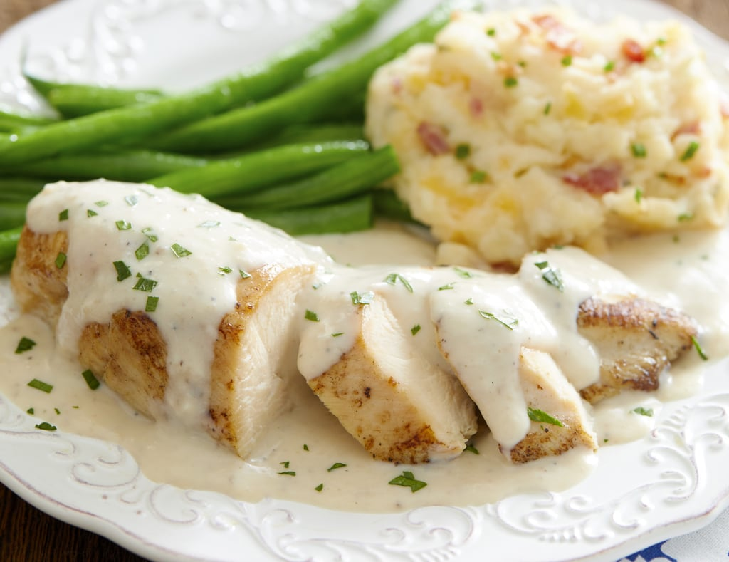Ree Drummond's Smothered Chicken ($6)