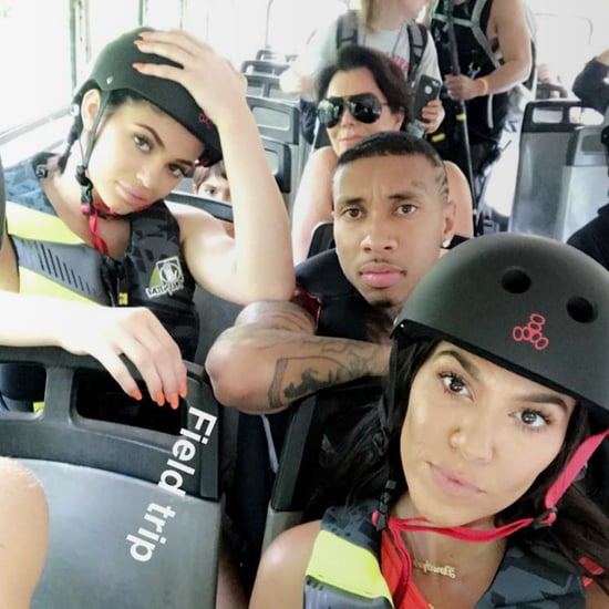 Kardashian Family Vacation in Costa Rica January 2017