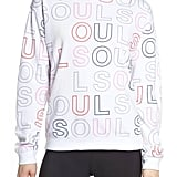 Soul by SoulCycle Knockout Print Sweatshirt