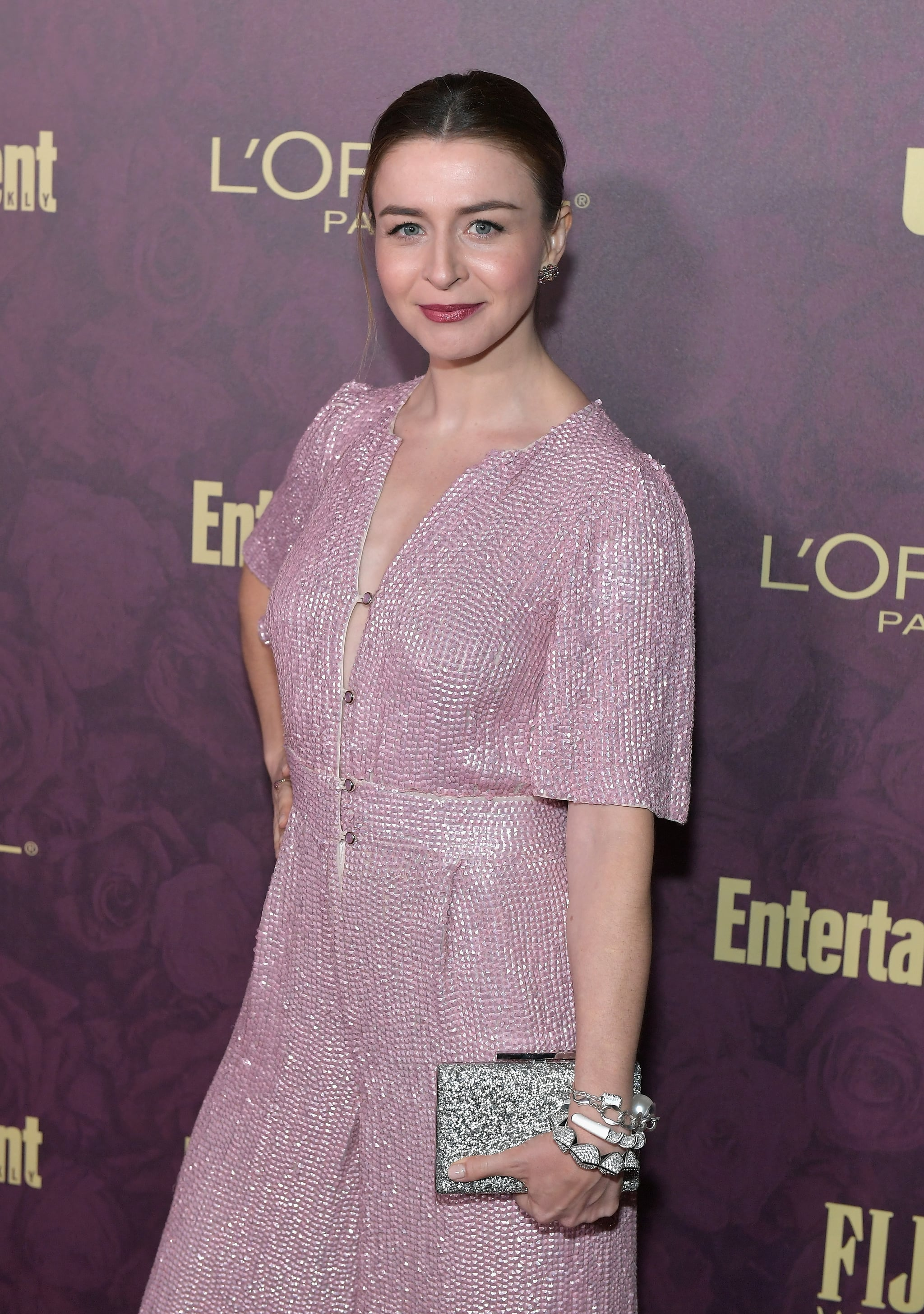 LOS ANGELES, CA - SEPTEMBER 15:  Caterina Scorsone attends the 2018 Pre-Emmy Party hosted by Entertainment Weekly and L'Oreal Paris at Sunset Tower on September 15, 2018 in Los Angeles, California.  (Photo by Neilson Barnard/Getty Images for Entertainment Weekly)