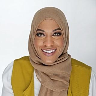 لم تشعر ابتهاج محمد بالفخر أكثر من أيّ وقتٍ مضى لارتدائها ال