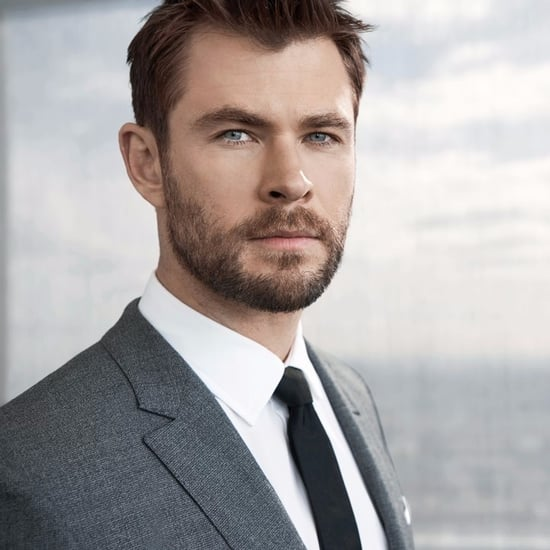 Chris Hemsworth Grooming Interview