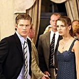 Did I say that was my last pic from The O.C.? I lied. Sorry. In my defence, look at that coiffed hair.