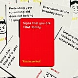 KinderPerfect Cards Against Humanity For Parents