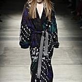 Gigi Hadid on the Missoni Fall 2020 Runway at Milan Fashion Week