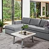 Article Soma Dawn Gray Left Sofa Bed
