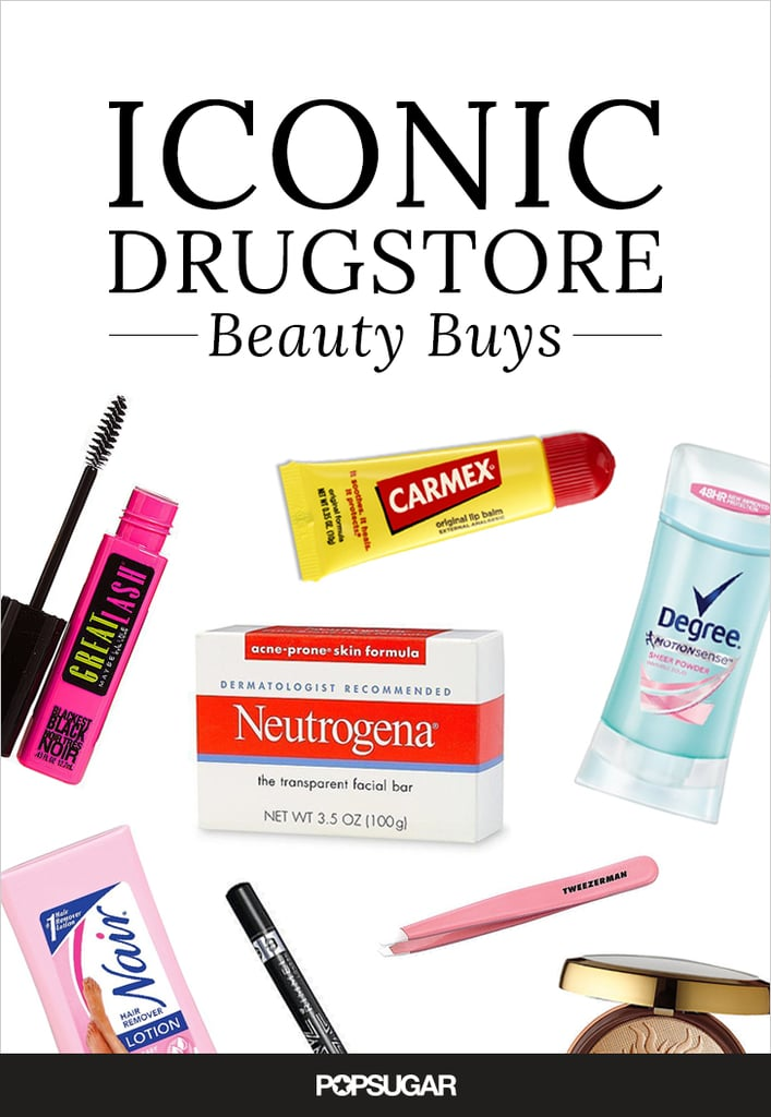 Iconic Drugstore Beauty Products