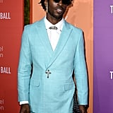 Saint Jhn at the 2019 Diamond Ball