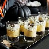 No-Bake Pumpkin Cheesecake With Oreo Crust