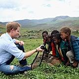 Prince Harry, Photographer