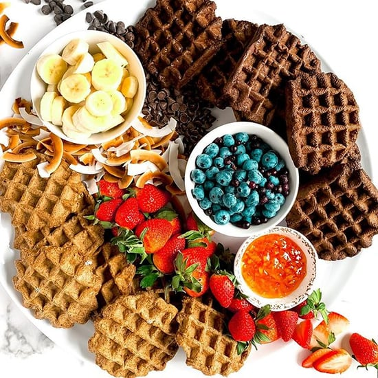 How to Make a Waffle Charcuterie Board