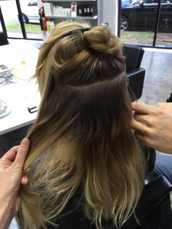 Hair Extensions Review Great Lengths Popsugar Beauty Australia