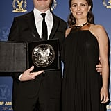 Pictures of Pregnant Natalie Portman, Amy Adams, Leonardo DiCaprio at Directors Guild Awards