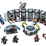 Lego Marvel Avengers Iron Man Hall of Armor Set