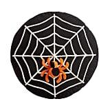 Round Spider Web Pillow