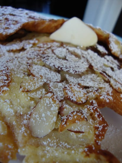 Almond Crusted French Toast