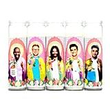 Fab Five Prayer Candles
