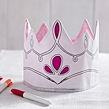 Pink Color Crown