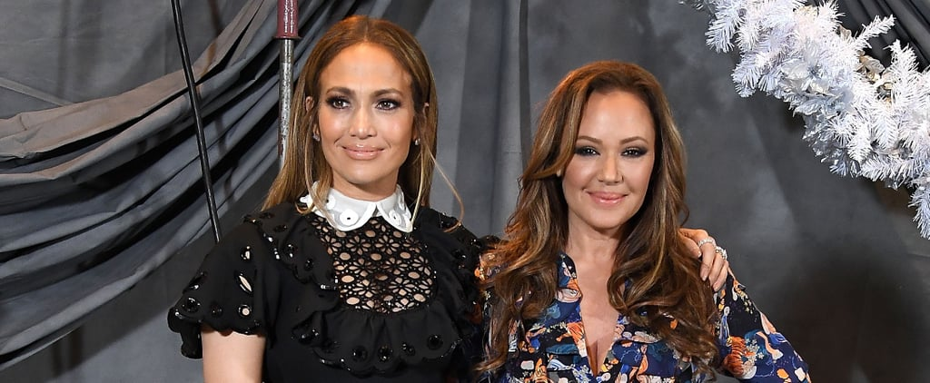How Did Jennifer Lopez and Leah Remini Meet?