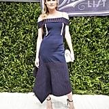 Diane Kruger Wearing Jason Wu