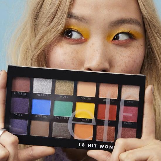 e.l.f. Cosmetics Eyeshadow Palette Quiz