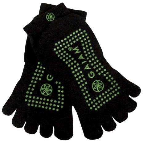 Gaiam Grippy Yoga Sock