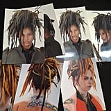 Dreadlocks at Marc Jacobs Spring 2017