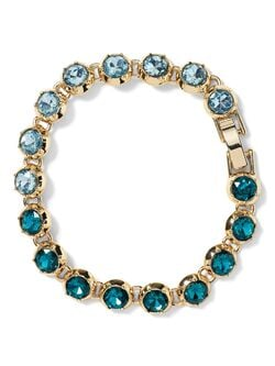 Brilliant Gemstone Bracelet