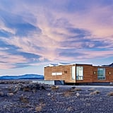 Isolated Nevada House