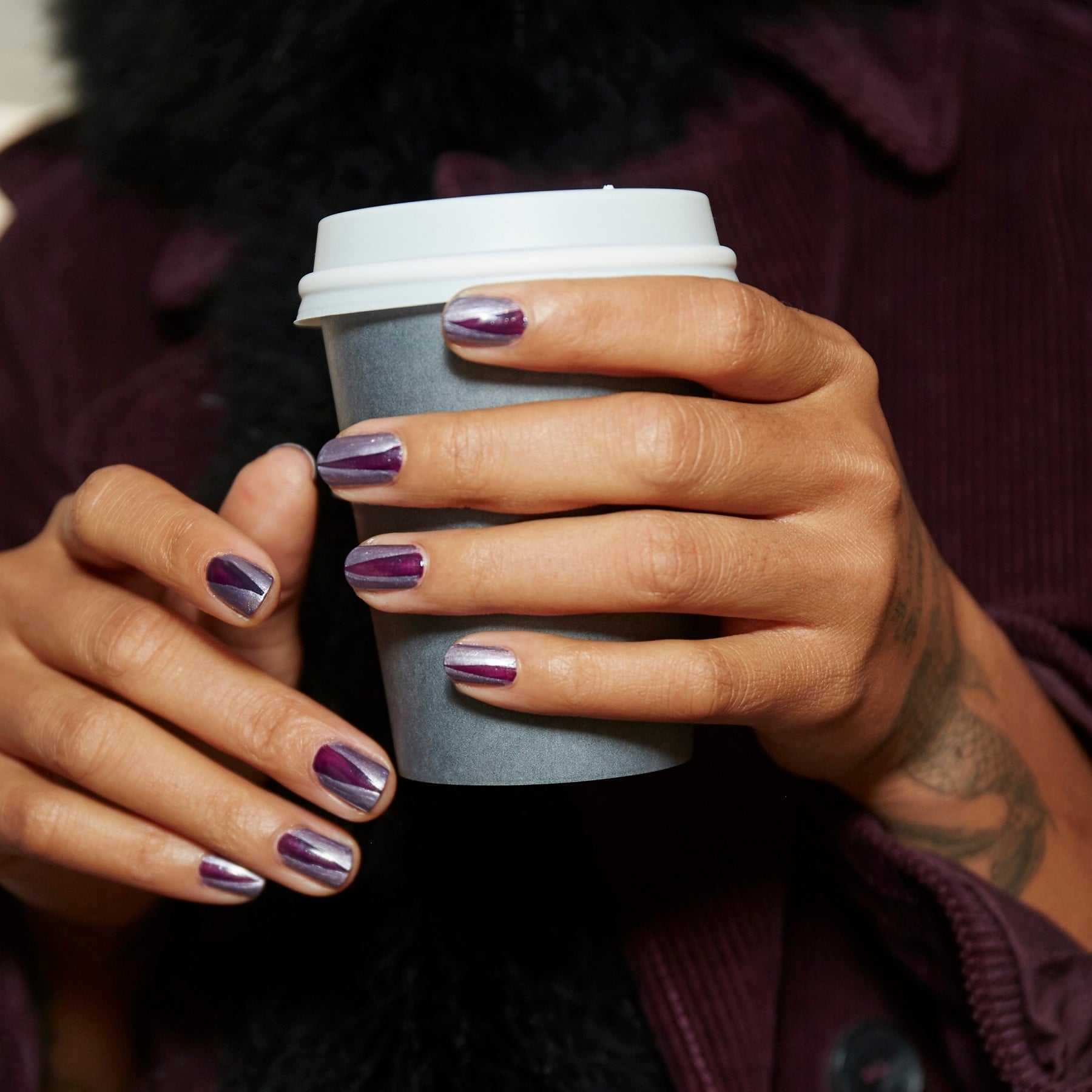2018 Fall Nail Color | My blog
