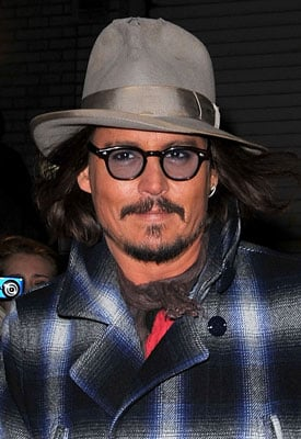 Interview with Johnny Depp on Rango, His Sex-Symbol Status, and Why